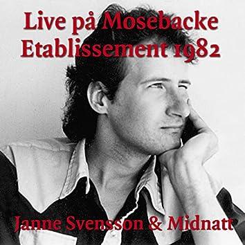 Live På Mosebacke Etablissement 1982