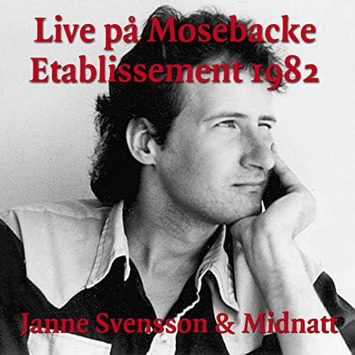 Midnatt feat. Janne Svensson
