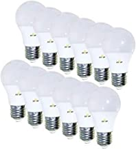 LED Light Source Led lamp E27 Schroef Mouth Thuis Wit/warm Light Bajonet Energiebesparing en duurzame lichtbron (12 Pack)...