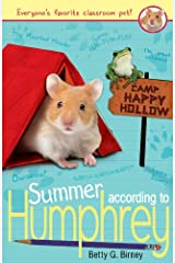 Summer According to Humphrey Kindle Edition