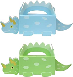 12 Pcs Dinosaur Party Candy Box- Cartoon Birthday Decoration,Baby Shower Party Supplies or Wedding candy Boxes