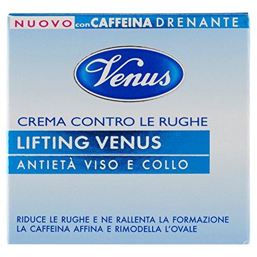 VENUS Antirughe lifting caffeina drenante 50 ml. - Gesichtscremes und masken