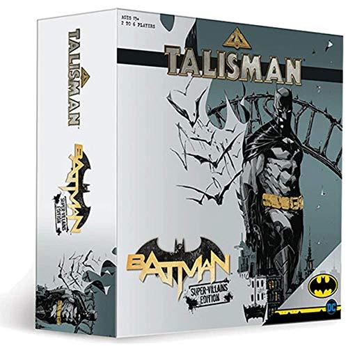 USAopoly Talisman Batman Super-Villains Edition Board Game
