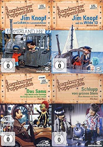 Best of Augsburger Puppenkiste (4 DVDs)