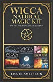 Wicca Natural Magic Kit: The Sun, The Moon, and The Elements: Elemental Magic,...