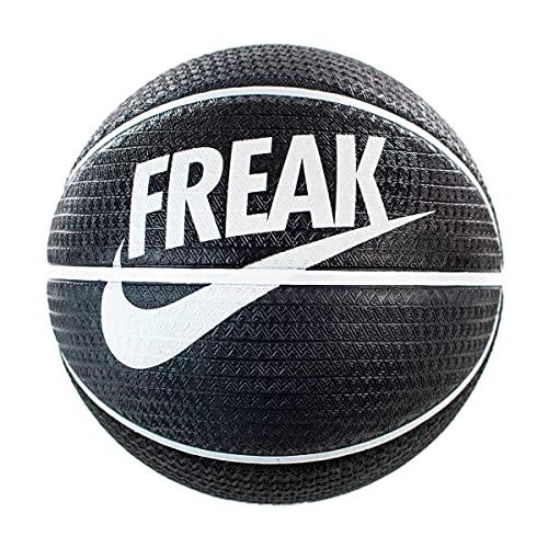 Nike Playground 2.0 Giannis Antetokounmpo Basketball (7, Anthracite/White)