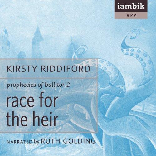 Race for the Heir audiobook cover art