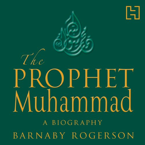 The Prophet Muhammad audiobook cover art