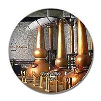 ベルサイユ蒸留所ケンタッキー米国冷蔵庫マグネットホワイトボードマグネットオフィスキッチンデコレーション