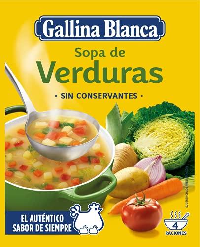 Gallina Blanca Sopa de Verduras, 51g