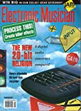 Electronic Musician Magazine, August 1998 (Vol. 14, Issue 8)