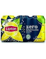 Lipton Ice Tea Sparkling ZERO - 24 blikjes - 4 x 6 - 330ML