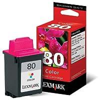 Lexmark 80 カラーカートリッジ