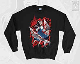 Clock Tower SWEATER Scissorman The First Fear Horror Game SNES Survival Horror Halloween, Funny Collection Graphic Unisex T-Shirt
