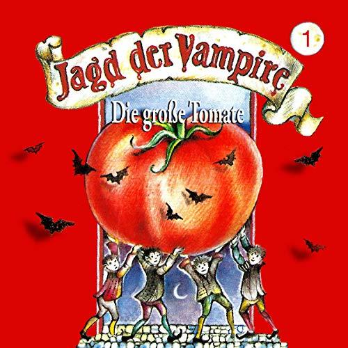 Die große Tomate audiobook cover art