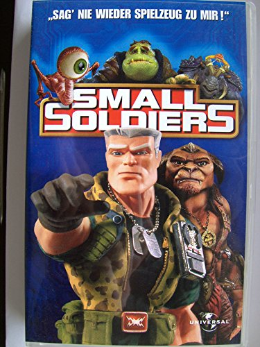Small Soldiers [VHS]