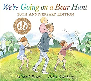 Paperback We're Going on a Bear Hunt : 30th Anniversary Edition Book