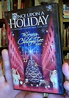 Once Upon A Holiday: The Singing Christmas Tree 2007 Rockefeller Center New York City - Bellevue Baptist Church [DVD]