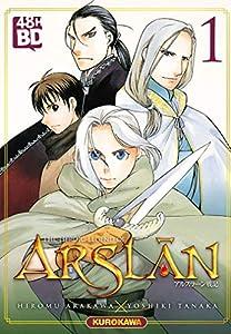 Arslān Edition 48h BD Tome 1