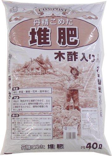あかぎ園芸 木酢入堆肥 40L