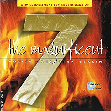 New Compositions for Concertband 24: The Magnificent Seven