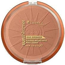 Rimmel Shimmer Sun Kiss Maxi Bronzer Number 001 17 g