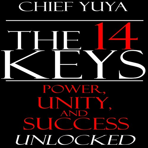 The 14 Keys audiobook cover art