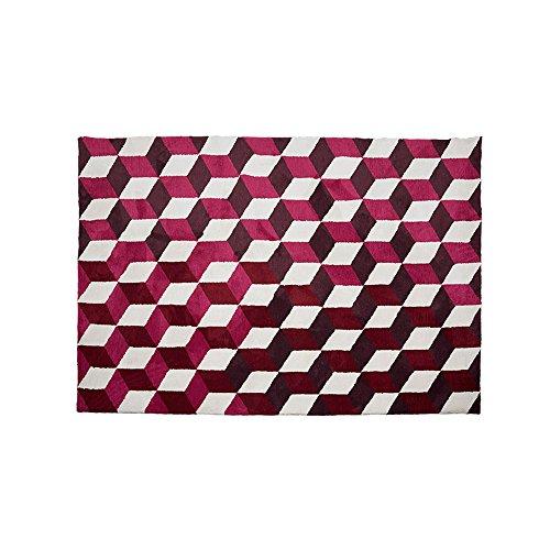 RUNWEI Teppich, couchtisch Matte, Wohnzimmer Nacht Teppich, Yoga Teppich Teppich (Size : 140CM×200CM)