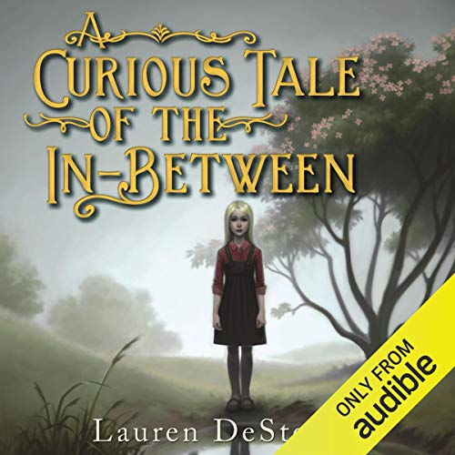 A Curious Tale of the In-Between audiobook cover art