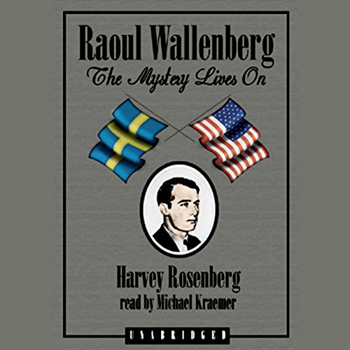 Raoul Wallenberg cover art