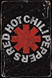 Cimily Red Hot Chili Peppers - Vintage Logo II Vintage