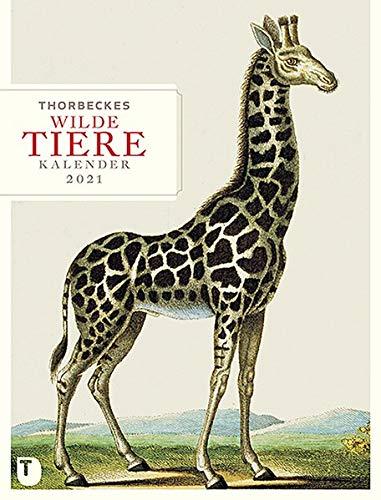 Thorbeckes Wilde Tiere Kalender 2021