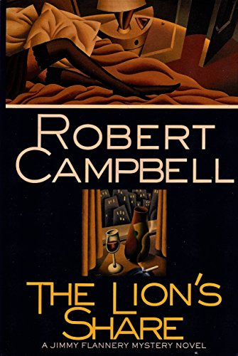 The Lion's Share (Jimmy Flannery Mysteries Book 10)