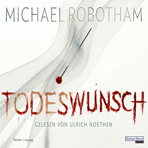 Todeswunsch (Joe O'Loughlins 4) audiobook cover art