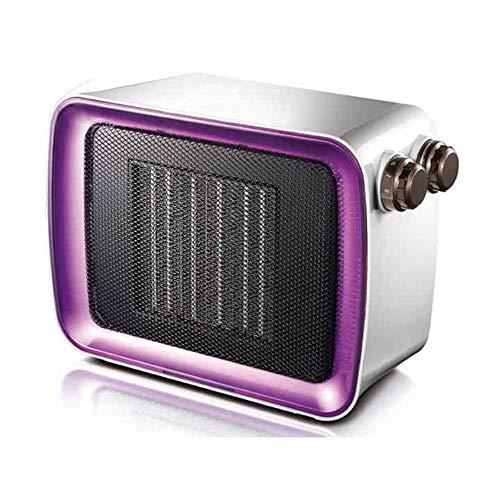 Radiador eléctrico MAHZONG Calentadores de sobremesa Inicio Velocidad silenciosa Caliente Montaje en...