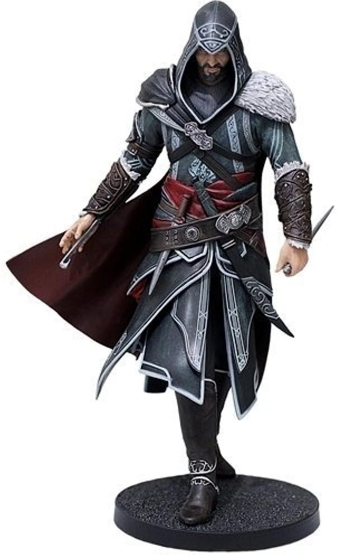 Assassins Creed Revelations 9 Inch PVC Action Figure Ezio Auditore Da Firenze