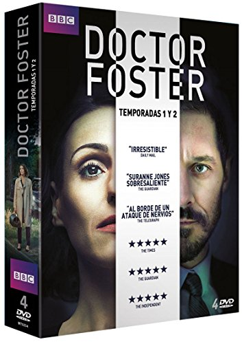 Doctor Foster - Temporadas 1+2 [DVD]