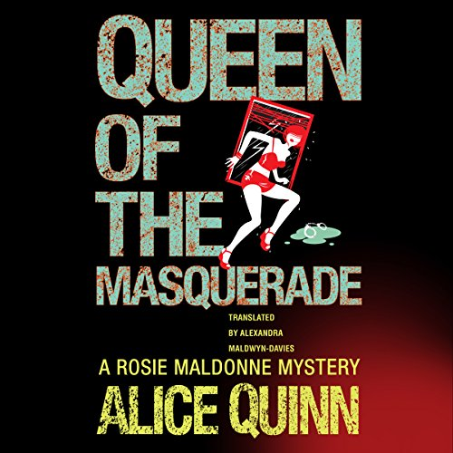 Queen of the Masquerade cover art
