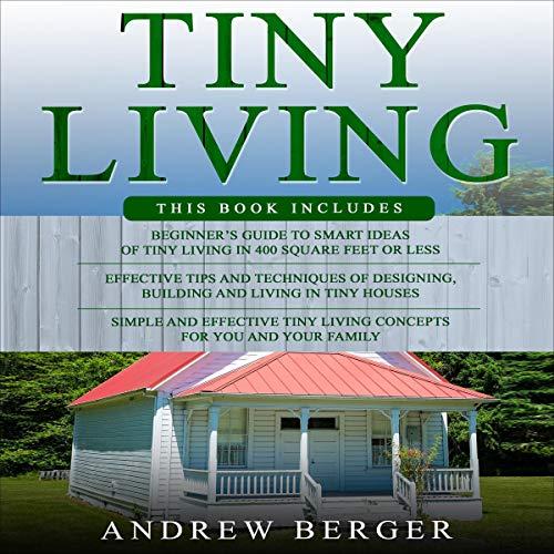 Tiny Living cover art