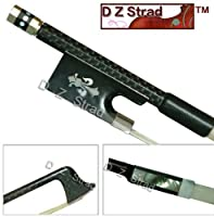 D Z Strad Violin Bow Carbon Fiber Model 303 -Best Gift for Violinist [並行輸入品]