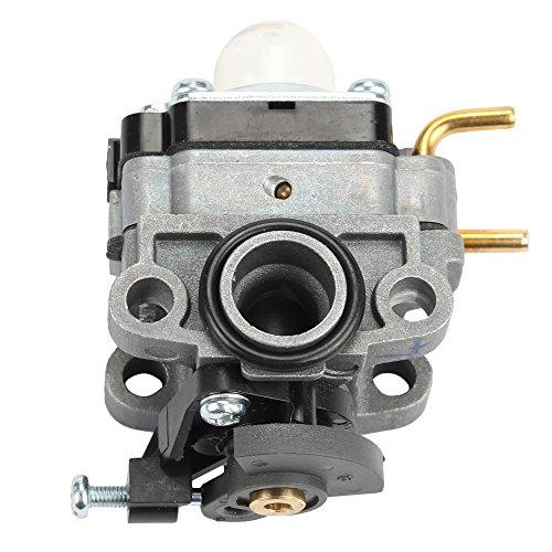 Hilom Carburetor Carb for Ryobi RY252CS RY253SS RY251PH RY254BC Models 2 Cycle 25cc Gas String Trimmer Replace # 75306258A