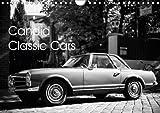 Candid Classic Cars 2016: Classic automobiles shot in black& white (Calvendo Technology)