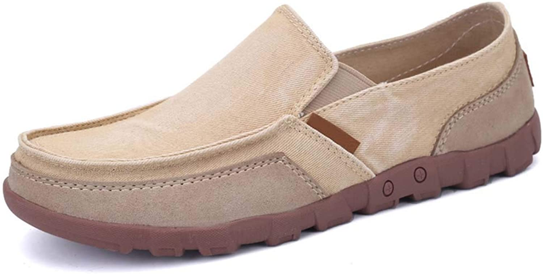 Giles Jones Men Hiking shoes Summer Slip Resistant Canva shoes Comfortable Mountain shoes