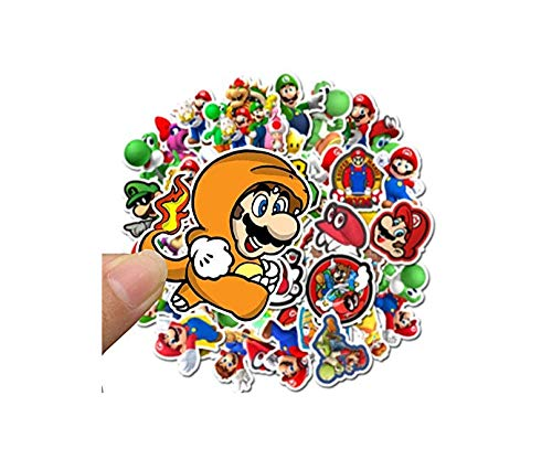 votgl Anime Game Cartoon Sticker Waterdichte Koffer Diy Laptop Gitaar Skateboard Speelgoed Mooie Stickers 50 Stks