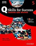 Q Skills for Success (2nd Edition). Reading & Writing 5. Student's Book Pack