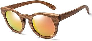 ba82839d73 Gafas Gafas Gafas de Sol de Madera Hechas a Mano Gafas de Sol polarizadas  de bambú