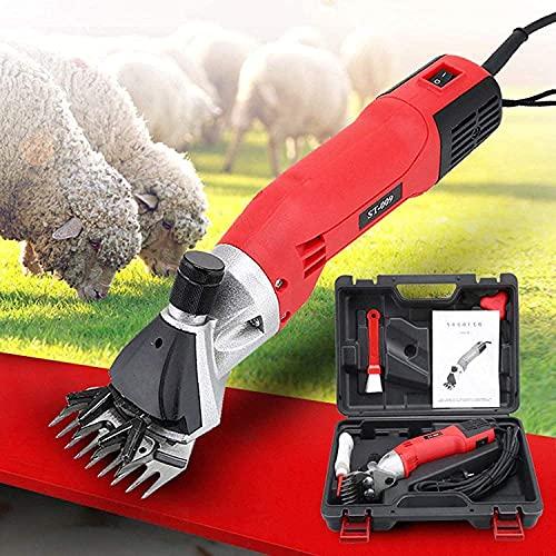 CFLDSG Cizallas de ovejas, cortadoras de ovejas Cizallas eléctricas de cizallas de...