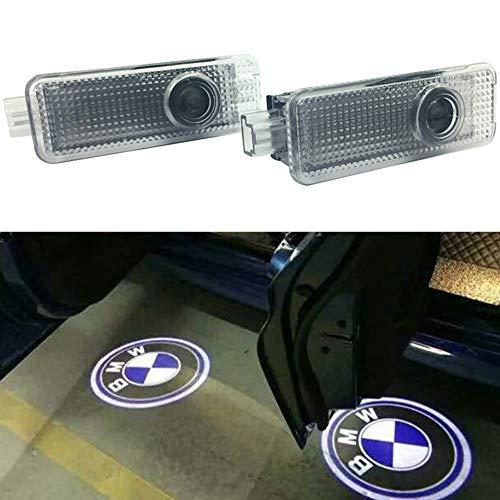 Autotür Signalleuchte Projektor Licht Geisterschatten Willkommenslichter Symbol Courtesy Lights Bodenleuchte für BMW E91 E92 E93 M3 E60