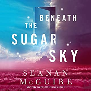 Beneath the Sugar Sky audiobook cover art