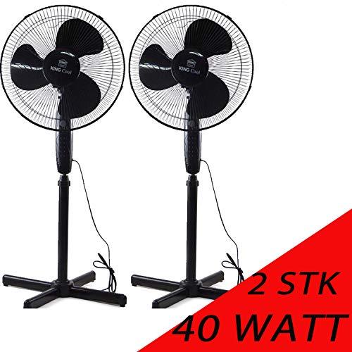 Ventilatore a piantana, 40W